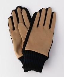 【可觸控手套】仿麂皮手套