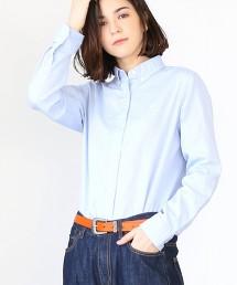 牛津布釦領襯衫