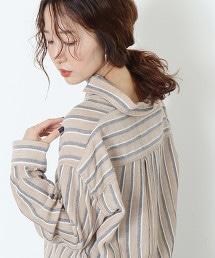 雙層紗寬版襯衫