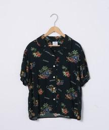 【可成套搭配】夏威夷印花襯衫