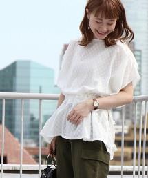 【Market】緹花 罩衫