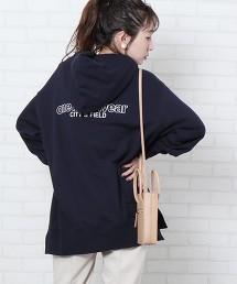 【1M】TOMPKIN內起毛 連帽T恤(帽TEE)