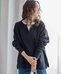 USA美國棉 混有機棉 裏毛衛衣 開襟領
