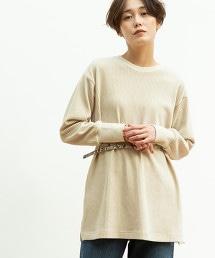 【可成套】燈心絨中長版上衣