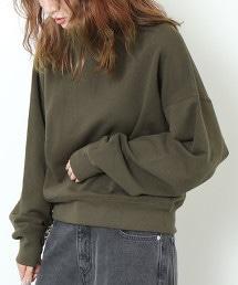USA美國棉內刷毛高領衛衣