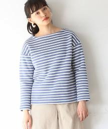 內起毛船型領T恤 OUTLET商品