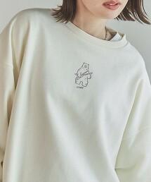 coen × 金安 亮 插畫裏毛厚棉TEE