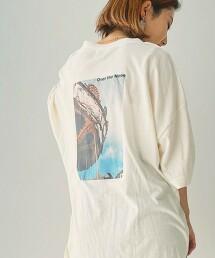 寬鬆 圖TEE T恤