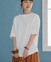 USA美國棉 添紗 5分袖T恤#