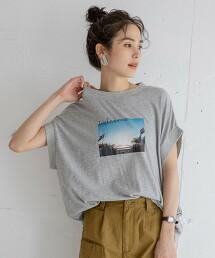 文字LOGO&相片印花 T恤