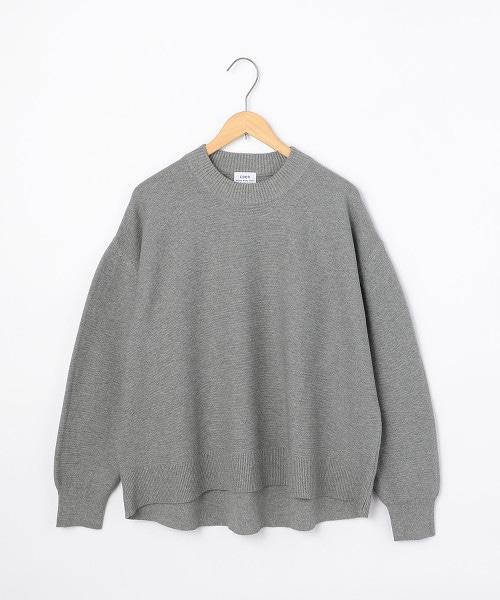 【抑制體味加工】棉質針織套衫