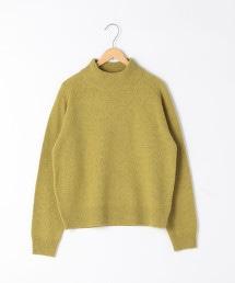【可手洗】小羔羊毛微高領針織毛衣