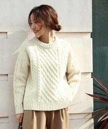 【刊載在mook】阿蘭島針織毛衣