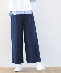 CHINO 8分寬褲