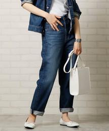 USA美國棉 繭型剪裁 牛仔褲