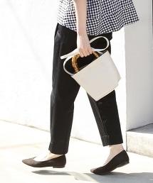 斜紋棉胡蘿蔔褲(錐形褲)