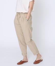 彈性 束口褲#(彈性休閒褲/懶人褲)