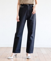 直筒 Cone Denim 5口袋長褲