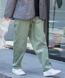 【男生也很推薦】燈芯絨主廚褲#''CHEF PANTS''(燈籠褲/輕便褲)