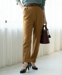 仿羊毛 運動褲(錐形褲/運動材質)