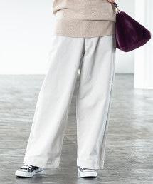 USA美國棉 燈芯絨 微寬褲