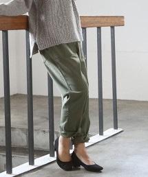 彈性工裝褲