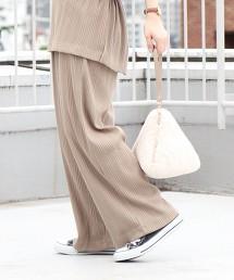 【可成套】棉質羅紋長褲