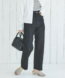 coen premium denim■高腰 直筒牛仔褲