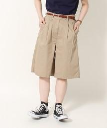 輕盈CHINO短褲( 七分褲 )