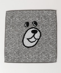 coen小熊雪花紋今治毛巾手帕
