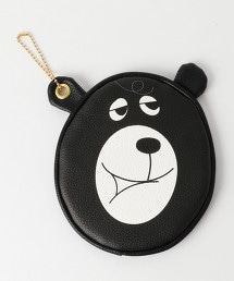 coen Bear 鍊條小錢包