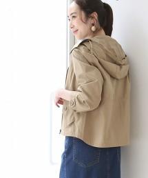 【連帽可拆】2WAY短版野戰大衣 ( 登山連帽外套 )