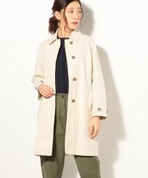 綿麻巴爾瑪肯大衣