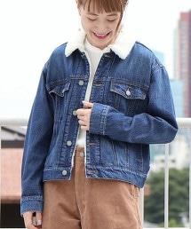 絨毛 USA美國棉 牛仔外套