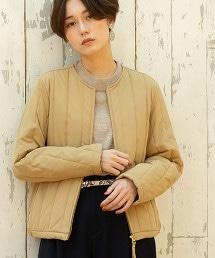 【可手洗】SMAWARM中綿绗縫短版外套