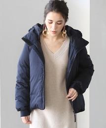 連帽短版羽絨外套(羽絨衣/羽絨大衣/長大衣/夾克) OUTLET商品