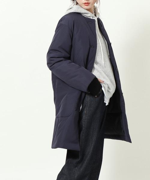【可手洗】SMAWARM 中長版大衣