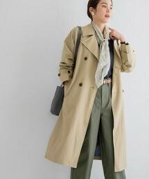 輕鬆版型 戰壕風衣#(春季大衣/春季外套)