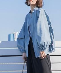 USA美國棉 運動外套#(夾克/蓬鬆袖)