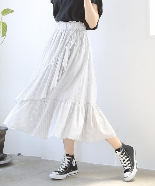 巴里紗人魚長裙