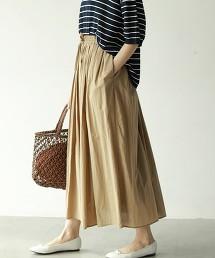 印度棉荷葉長裙