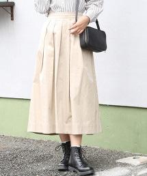 CHINO 荷葉長裙