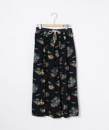 【可成套搭配】夏威夷印花輕便裙 OUTLET商品