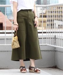 katsuragi彈性A字裙
