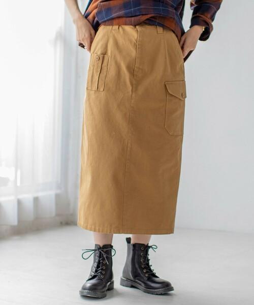 UK軍裝風窄裙