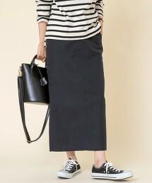 MOLE SKIN窄裙