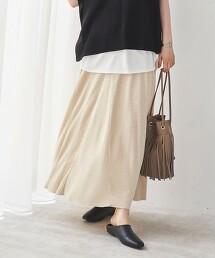 華夫格 人魚長裙