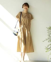 印地安棉輕鬆款洋裝