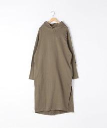【1M】Tompkin內刷毛連帽洋裝