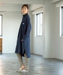 SMITH特別訂製高領拉鍊洋裝